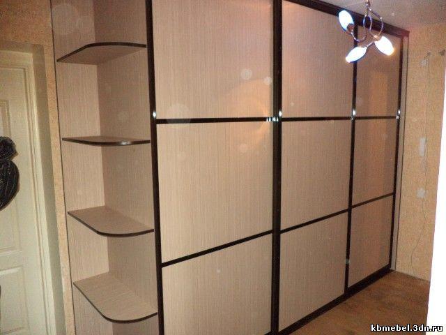 Шкаф купе арт. 1044. шкафы на заказ купить в московской обла.